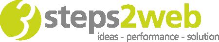 3steps2web_Logo_450x88